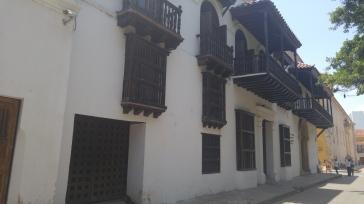 Palacio de la Inquisición.