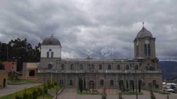 Parroquia Católica San Alfonso de Cojitambo.