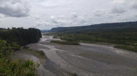 Río Pastaza.