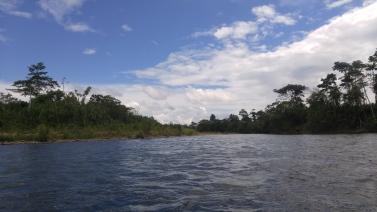 Río Puyo.