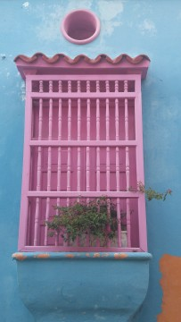 Detalle de balcón.