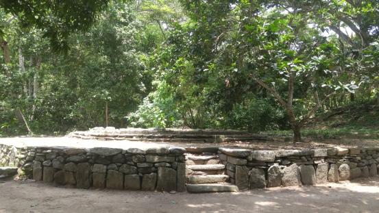 Restos Indígenas Tayronas.