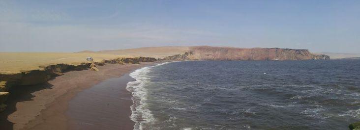 Reserva Nacional de Paracas.
