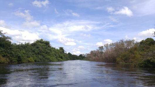 Río Yacuma.