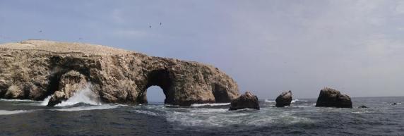 Islas Ballestas.