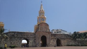 Plaza del Reloj.