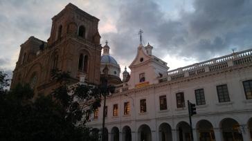 Catedral de la Inmaculada Concepción de Cuenca.