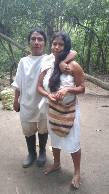 Indígenas Wiwa