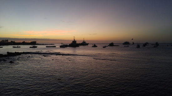 Puerto Baquerizo. San Cristóbal.
