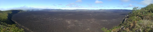 Volcán Sierra Negra.