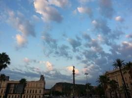 Plaza Colón.