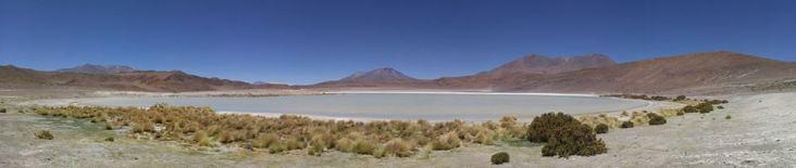 Reserva de Fauna Andina Eduardo Avaroa. Laguna Redonda.