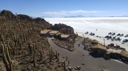 Isla Incahuasi.