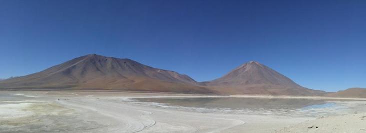 Reserva de Fauna Andina Eduardo Avaroa. Laguna Verde.