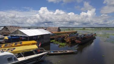 Puerto de Nanay.