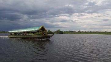 Río Amazonas.
