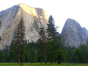 El Capitán. Parque Nacional Yosemite.