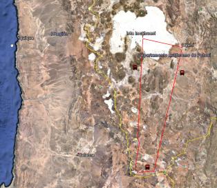 Ruta por el Salar de Uyuni y Reserva de Fauna Andina Eduardo Avaroa.