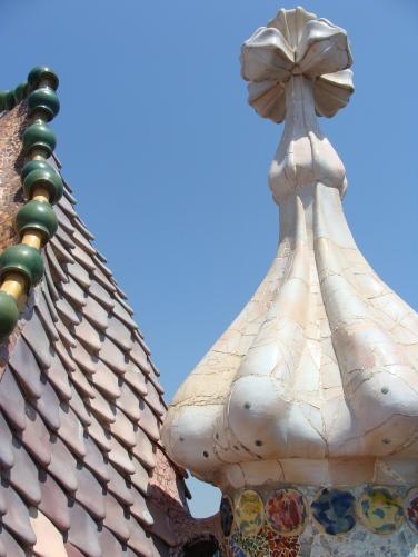 Casa Batlló. Gaudí.