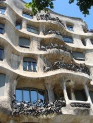 Casa MIlá. Gaudí.