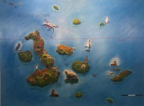 Islas Galápagos.