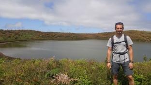 Laguna del Junco. Parte Alta.