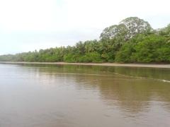 Playa en el Pacífico Costarricense.