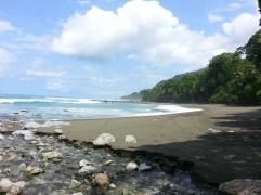 Playa Parque Nacional Corcovado.