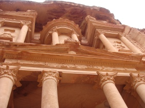Tesoro de Petra.