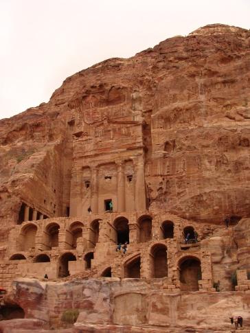 Ciudad de Petra.