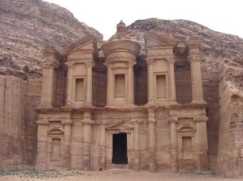 Monasterio de Petra.