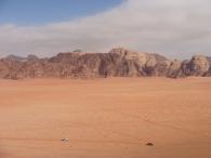 Desierto de Wadi Rum.