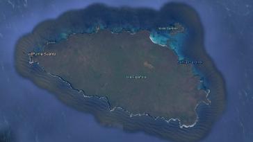 Isla Española.