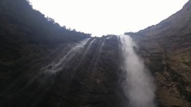 Cascada Gocta.