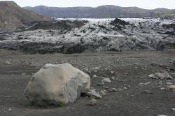 Glaciar Sólheimajökull.