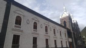 Catedral de Baños.