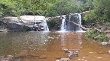Cascadas de Samaipata.