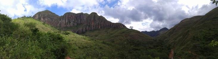 Montañas Samaipata.