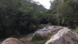 Ríos en Samaipata.