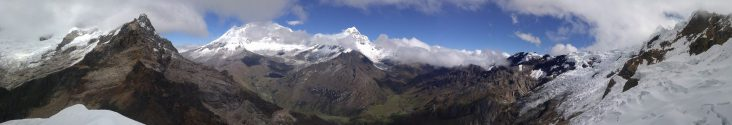 Panorámica Huascaran.