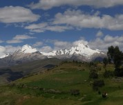 Cordillera Blanca.
