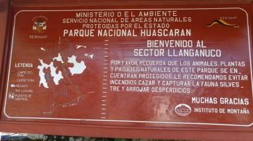 Parque Nacional Huascarán.