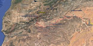 Ruta de Marrakech a Merzouga.