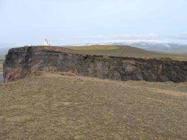 Faro cerca de Vik.