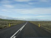 Carretera infinita.