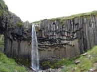 Cascada Svartifoss.