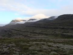 Glaciares en ruta.